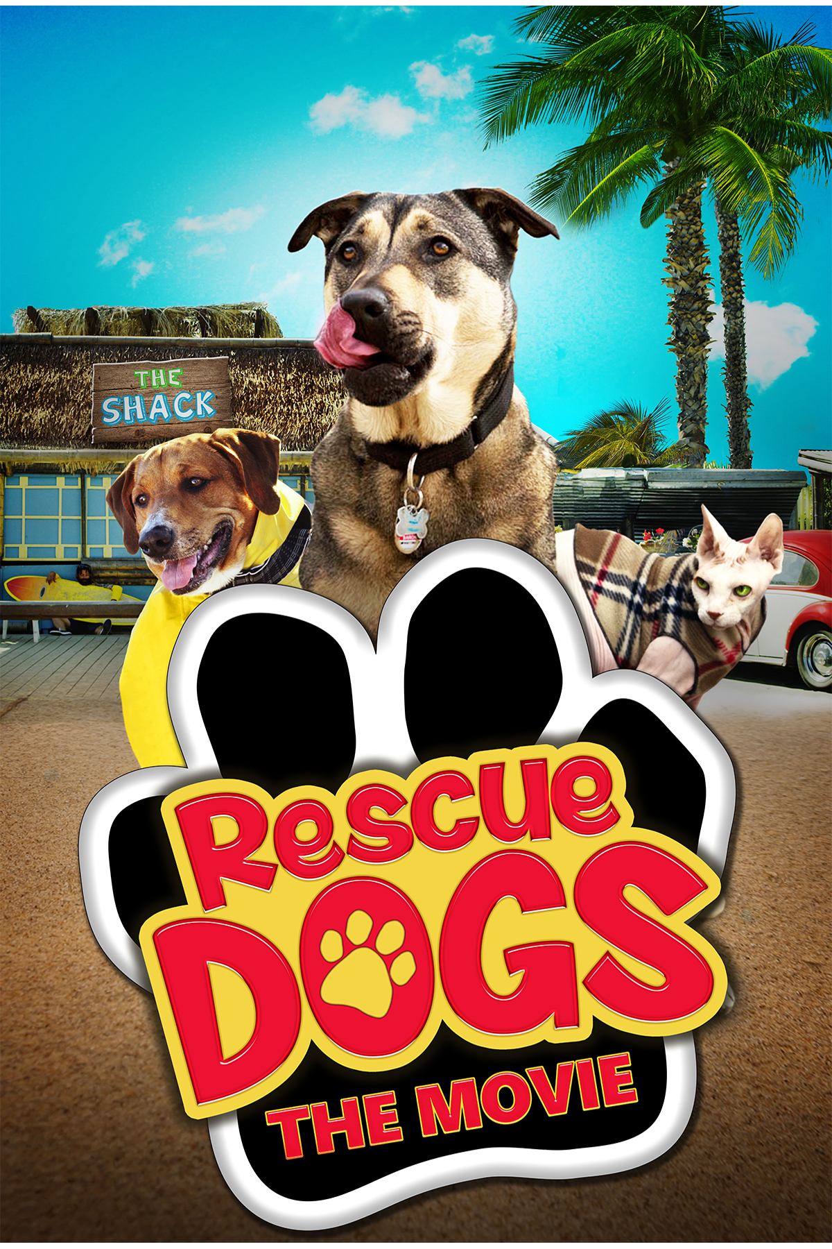 Rescue Dogs_Poster